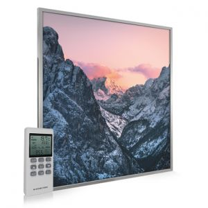 995x1195 Valley at Dusk Picture NXT Gen Infrared Heating Panel 1200W - Electric Wall Panel Heater